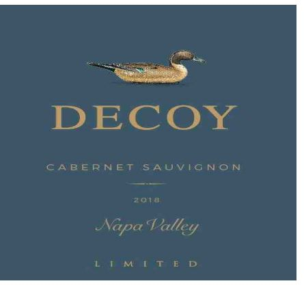 Decoy Cabernet Sauvignon Limited Napa Valley