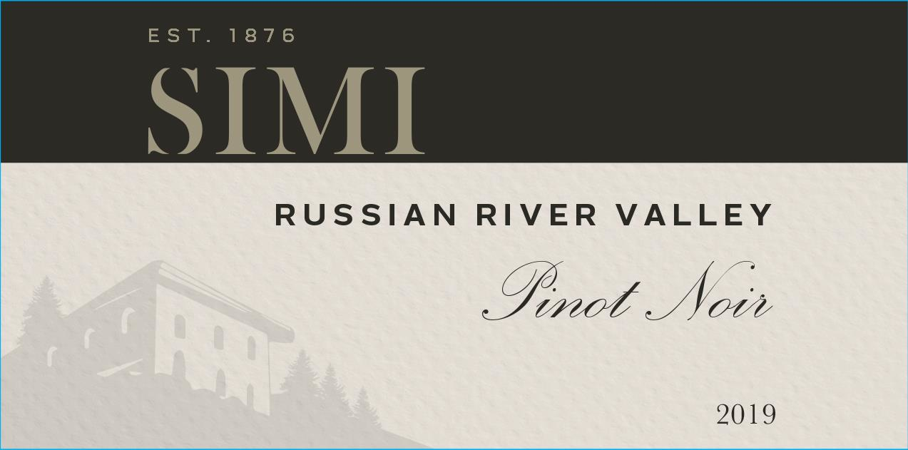 Simi Winery Pinot Noir Russian River Valley