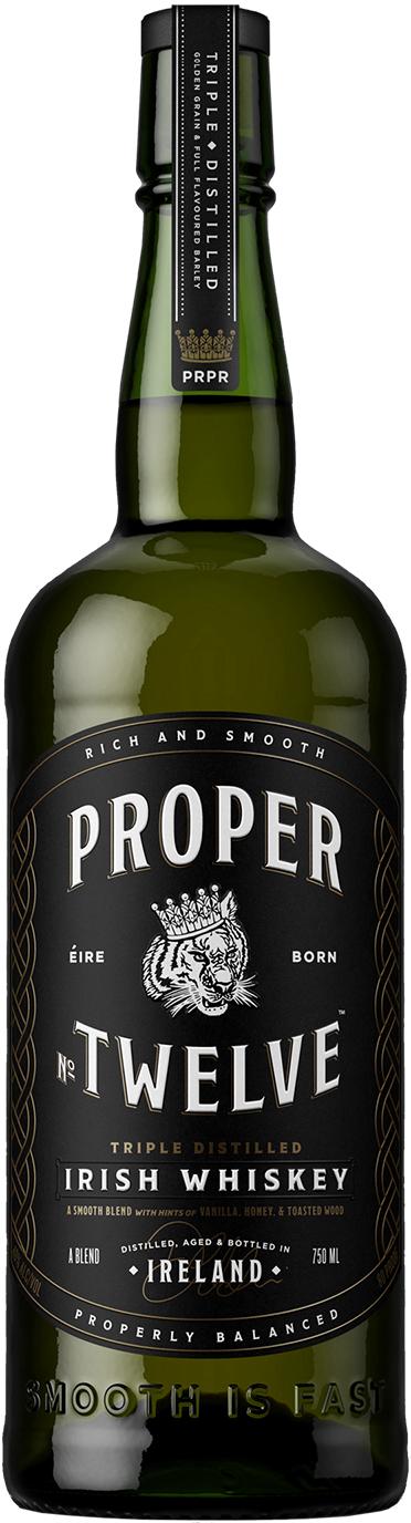 Proper Twelve Triple Distilled Irish Whiskey