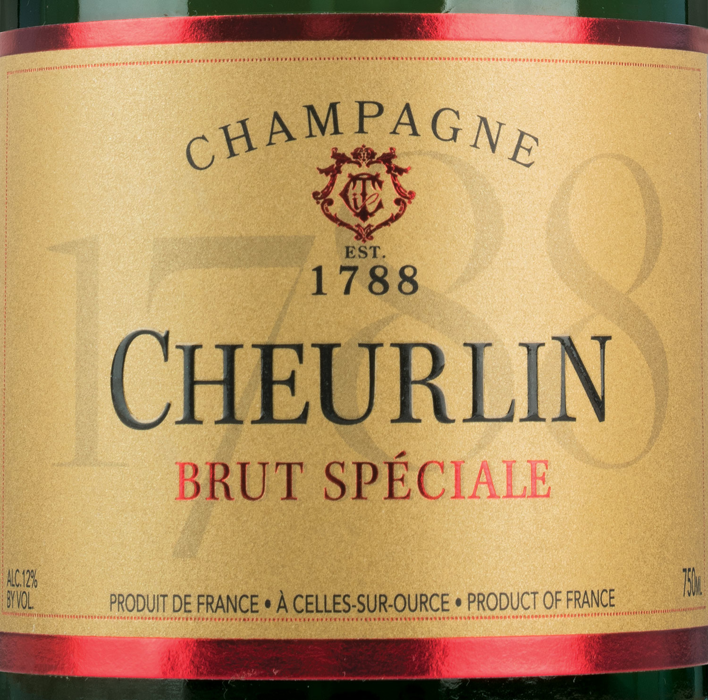 Cheurlin Champagne Champagne Brut Spéciale