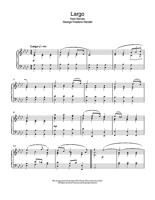 Waltz Of The Flowers (from The Nutcracker) (Piano Solo)