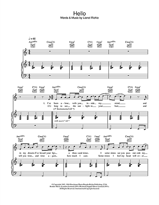 Ukulele ukulele chords hello : Piano : piano chords hello Piano Chords Hello or Piano Chords' Pianos