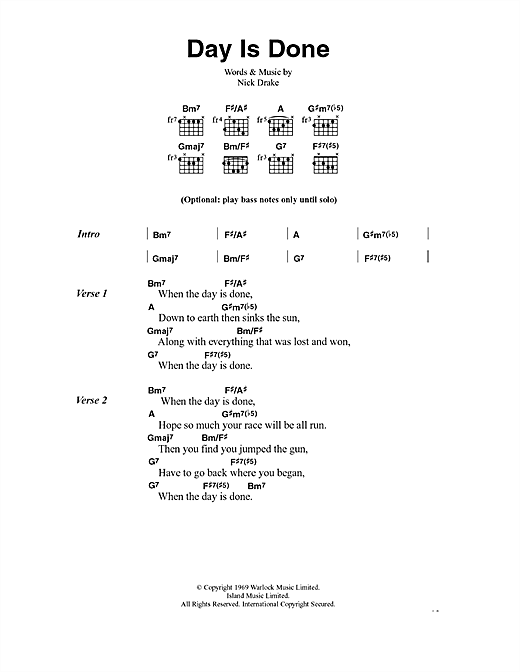 Piano u00bb Drake Piano Chords - Music Sheets, Tablature, Chords and Lyrics