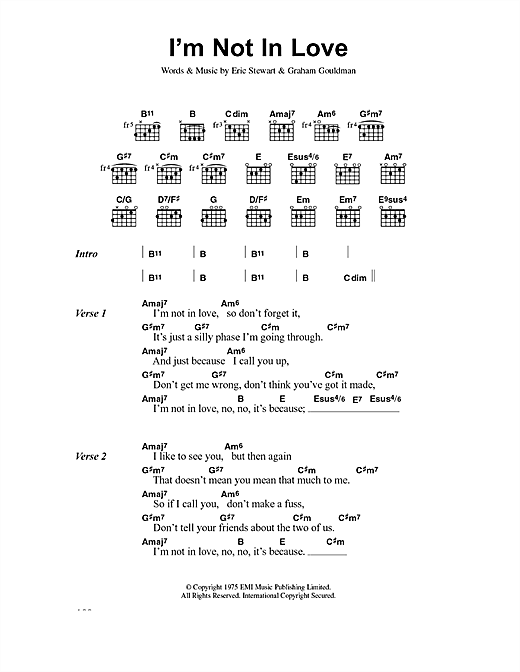 Lady antebellum guitar chords