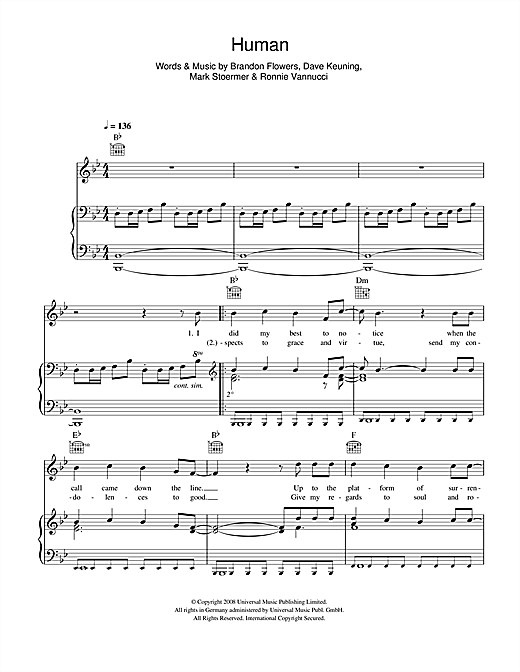 The Best Of (PVG Collection) Sheet Music