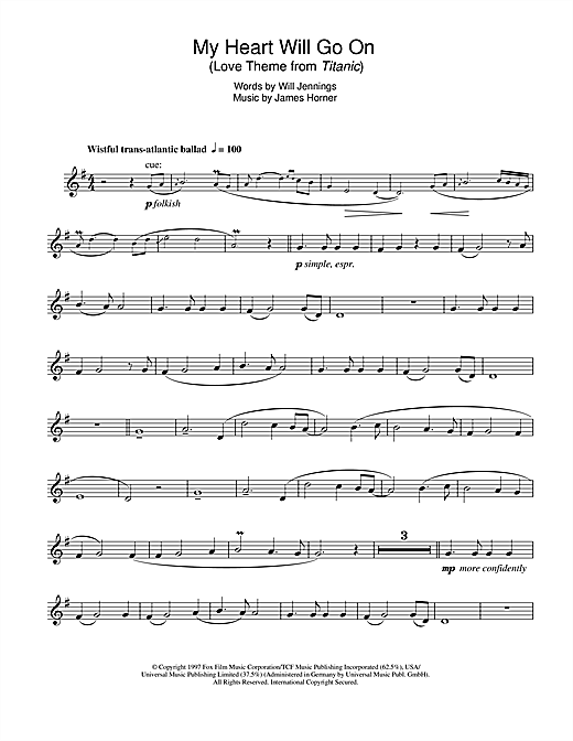 Harmonica harmonica chords my heart will go on : Piano : piano tabs my heart will go on Piano Tabs My Heart and ...