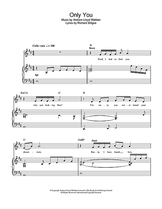 Andrew Lloyd Webber Cats Sheet Music Free