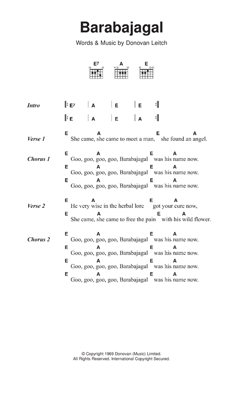 Barabajagal Sheet Music