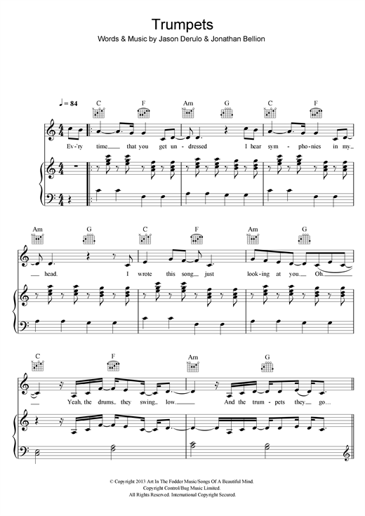 page one of TrumpetsASALTTEXT
