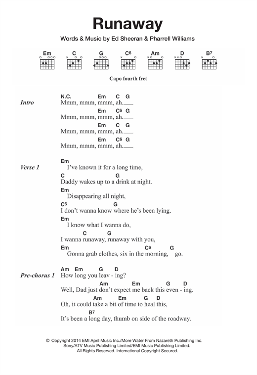 page one of RunawayASALTTEXT
