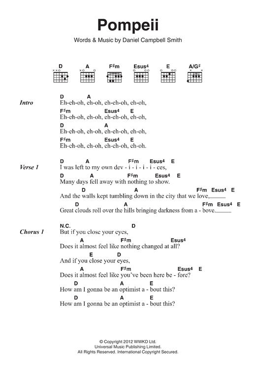 Someone like you easy guitar chords