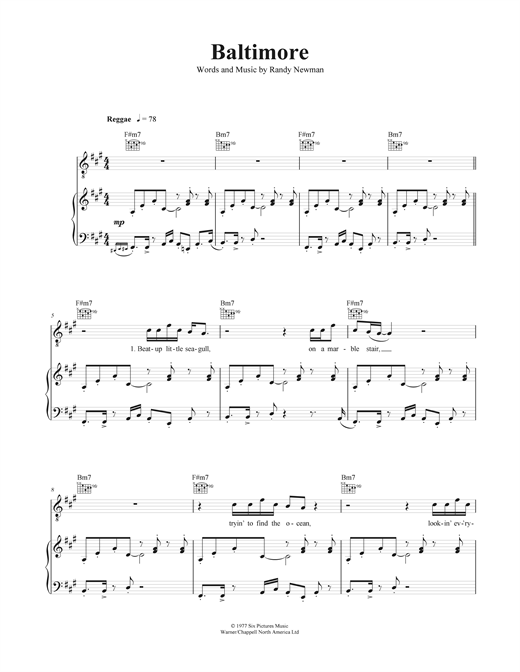 i put a spell on you piano sheet music pdf