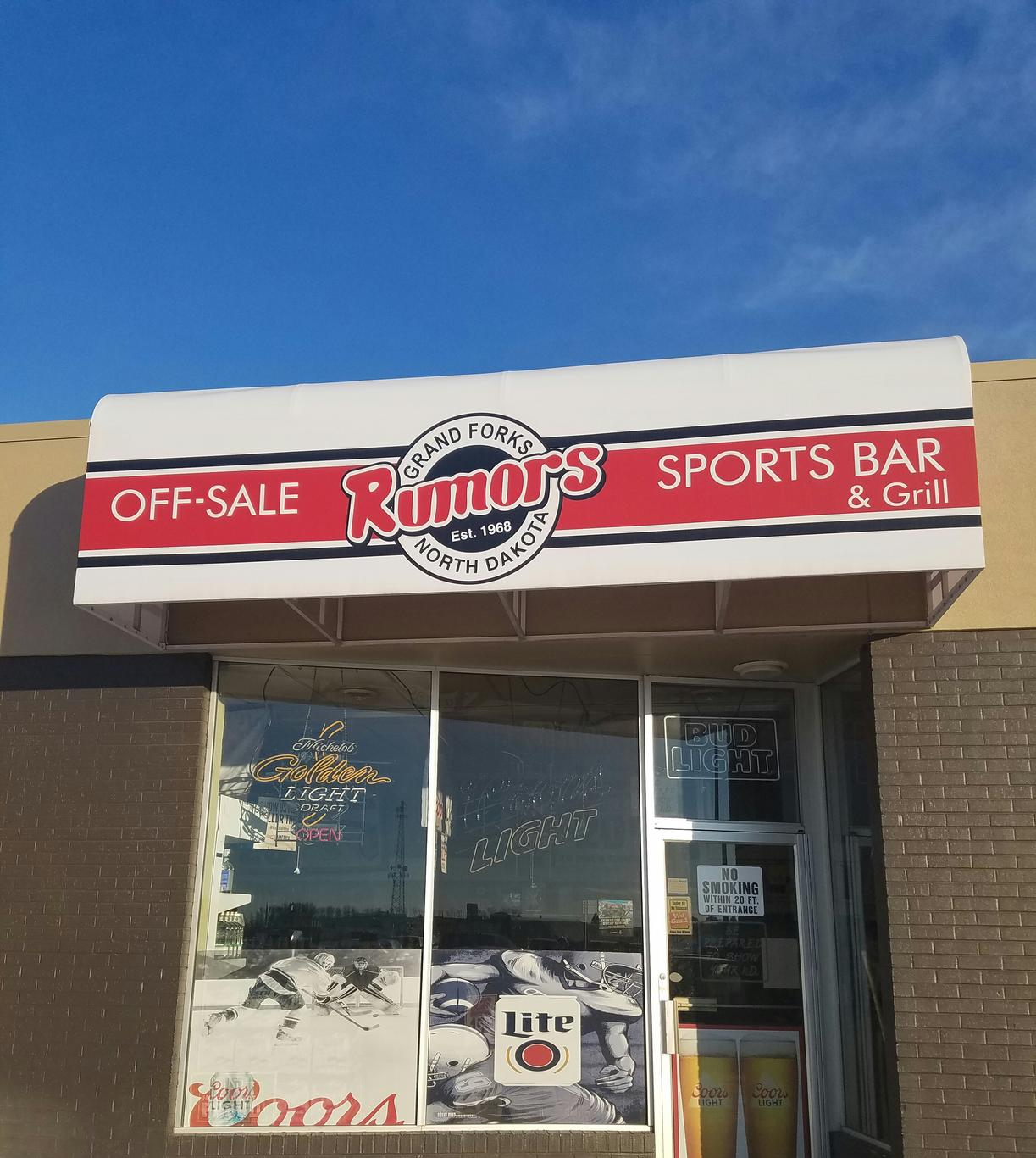Rumors Bar And Grill >> Rumors Sports Bar Grill And Casino Home Of The Beer Tower