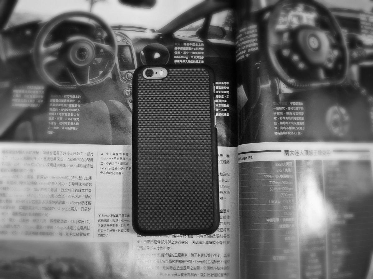 DROPCarbon iPhone 6 Hard Case