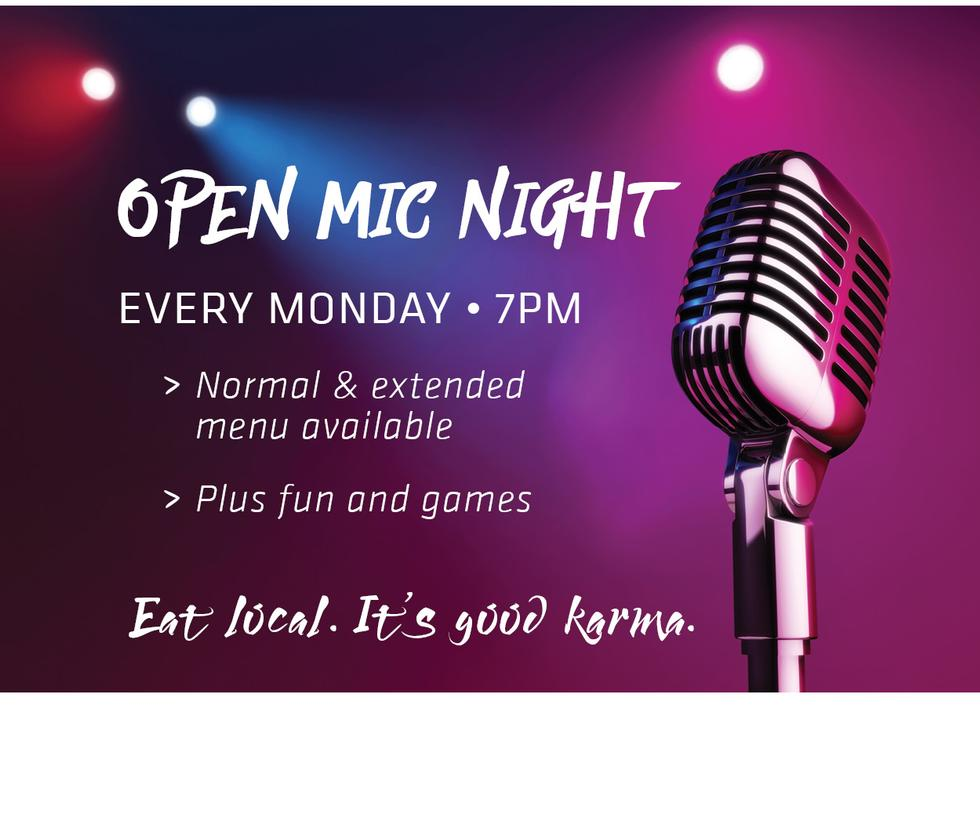 Mvaaly7krcgg27o86z8v open mic night