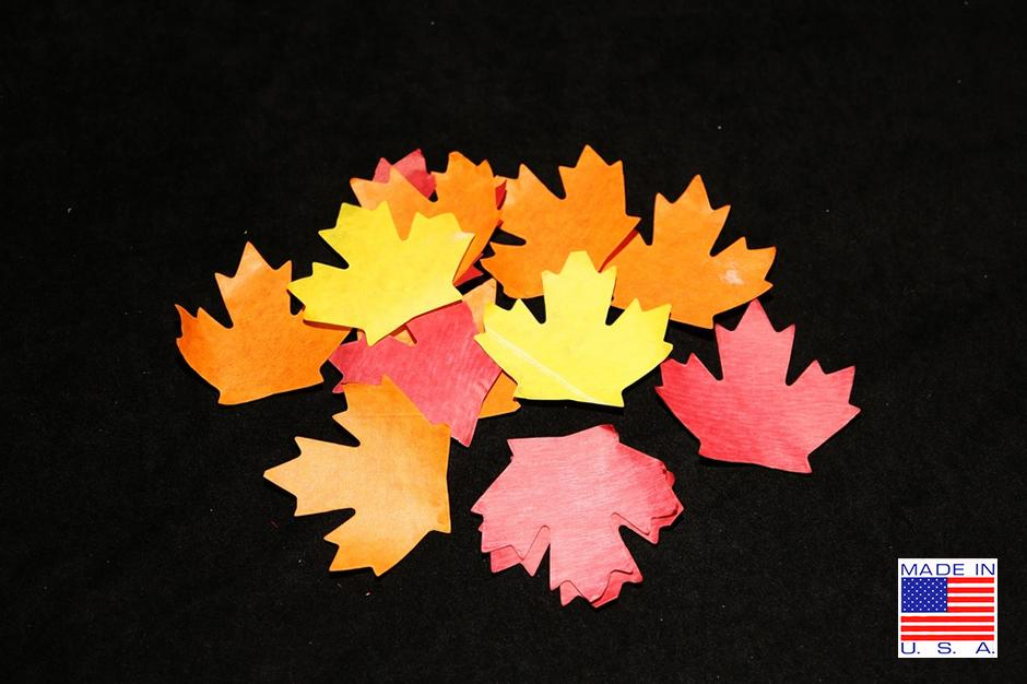 Zcfv724qvsdjhd57usbc confetti leaf shaped