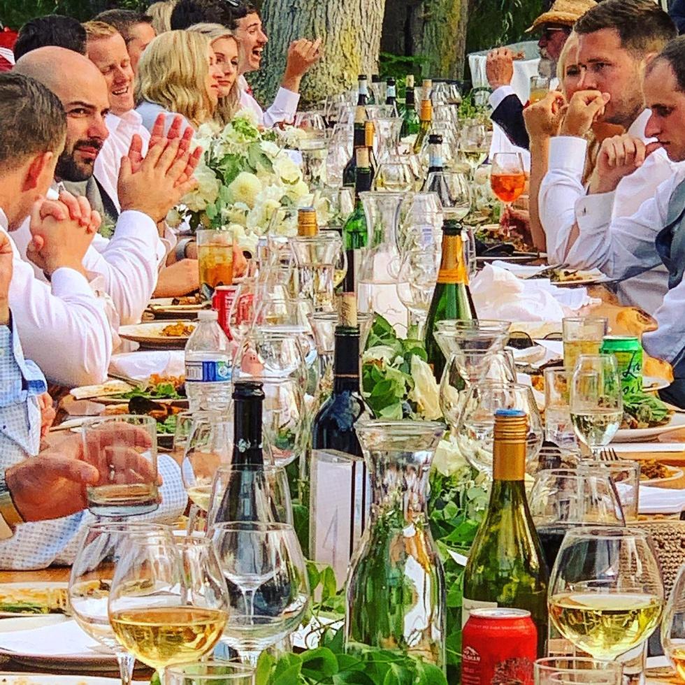Gkgqpmtxqtgiwn8fh5ea paellaworks weddings pnwwedding pnwstyle summerwedding hospitality conviviality partytime