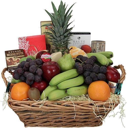 Wmvc0lujsl8sftx6i22a fruit and gourmet basket