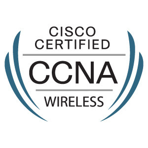 Section image ccna wireless certification