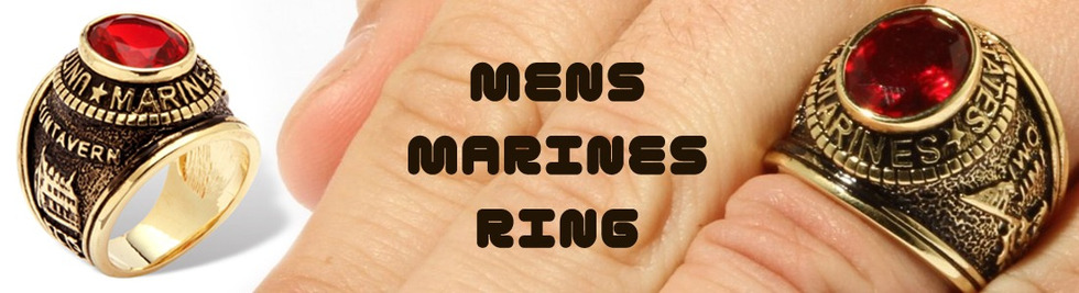 Section image mens marines ring banner 5