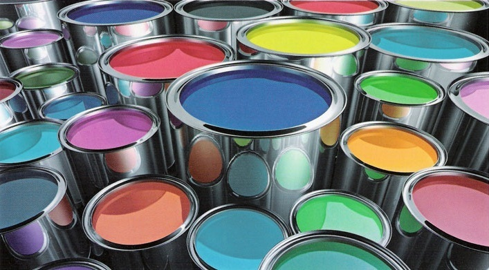 Section image paint cans