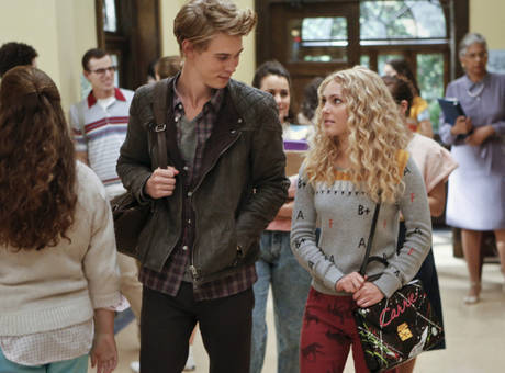 Section image the carrie diaries season 1 episode 2