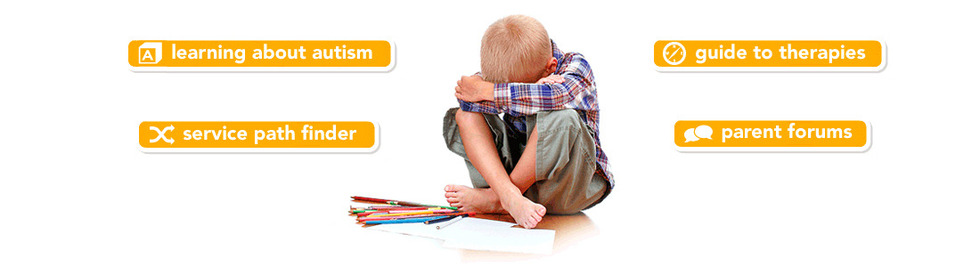 Section image autism spectrum disorders banner 5
