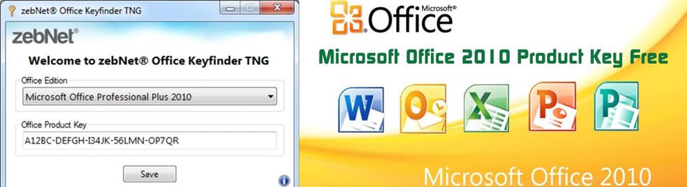 Section image microsoft office 2010 product key free banner1