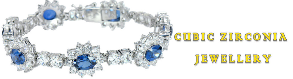 Section image cubic zirconia jewellery banner 1