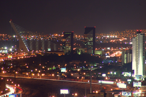 Section image monterrey nightview