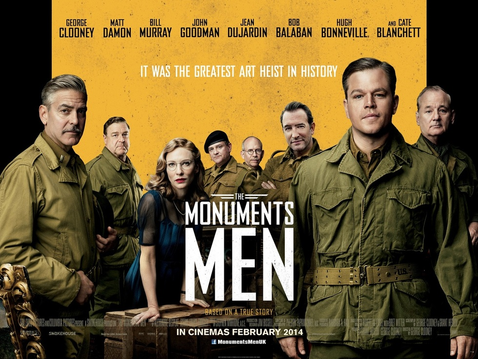 Section image watch the monuments men online