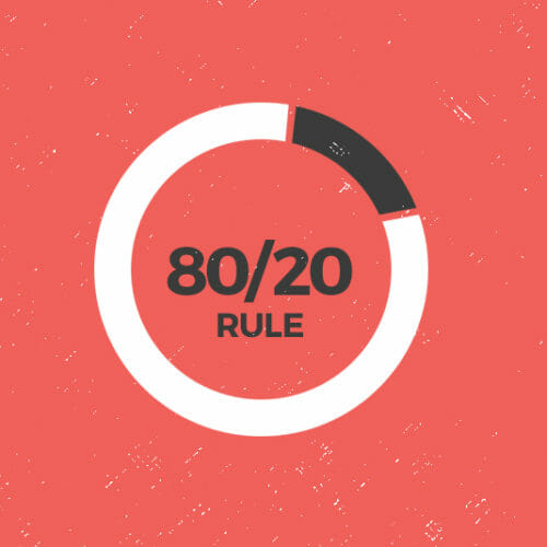 How to Use the 80/20 Rule (Pareto Principle) to Do Better Work