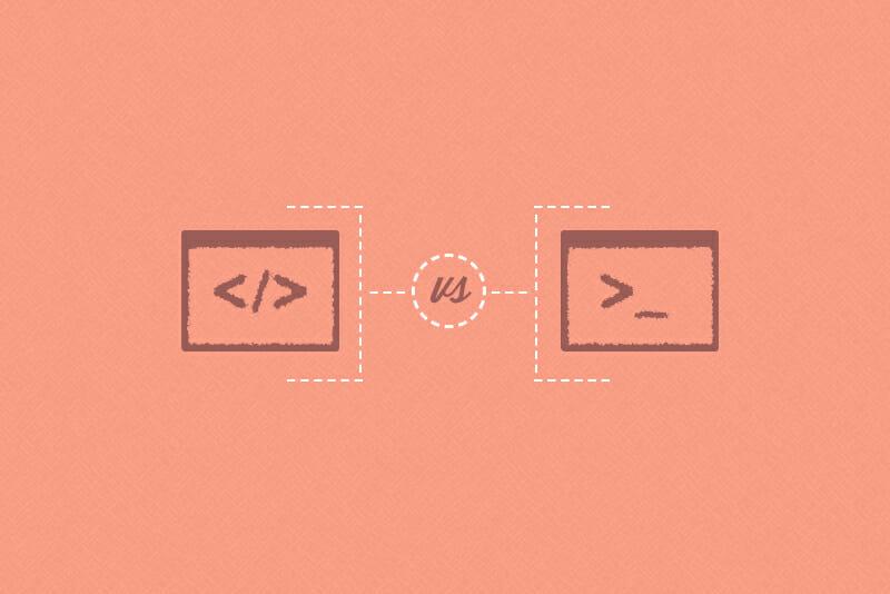 coding vs scripting