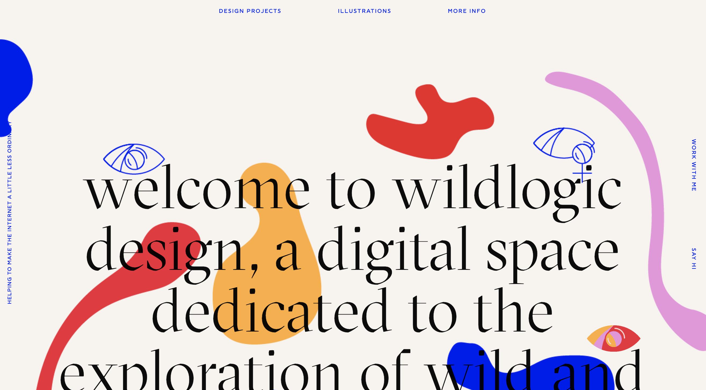 Wild Logic Portfolio Site