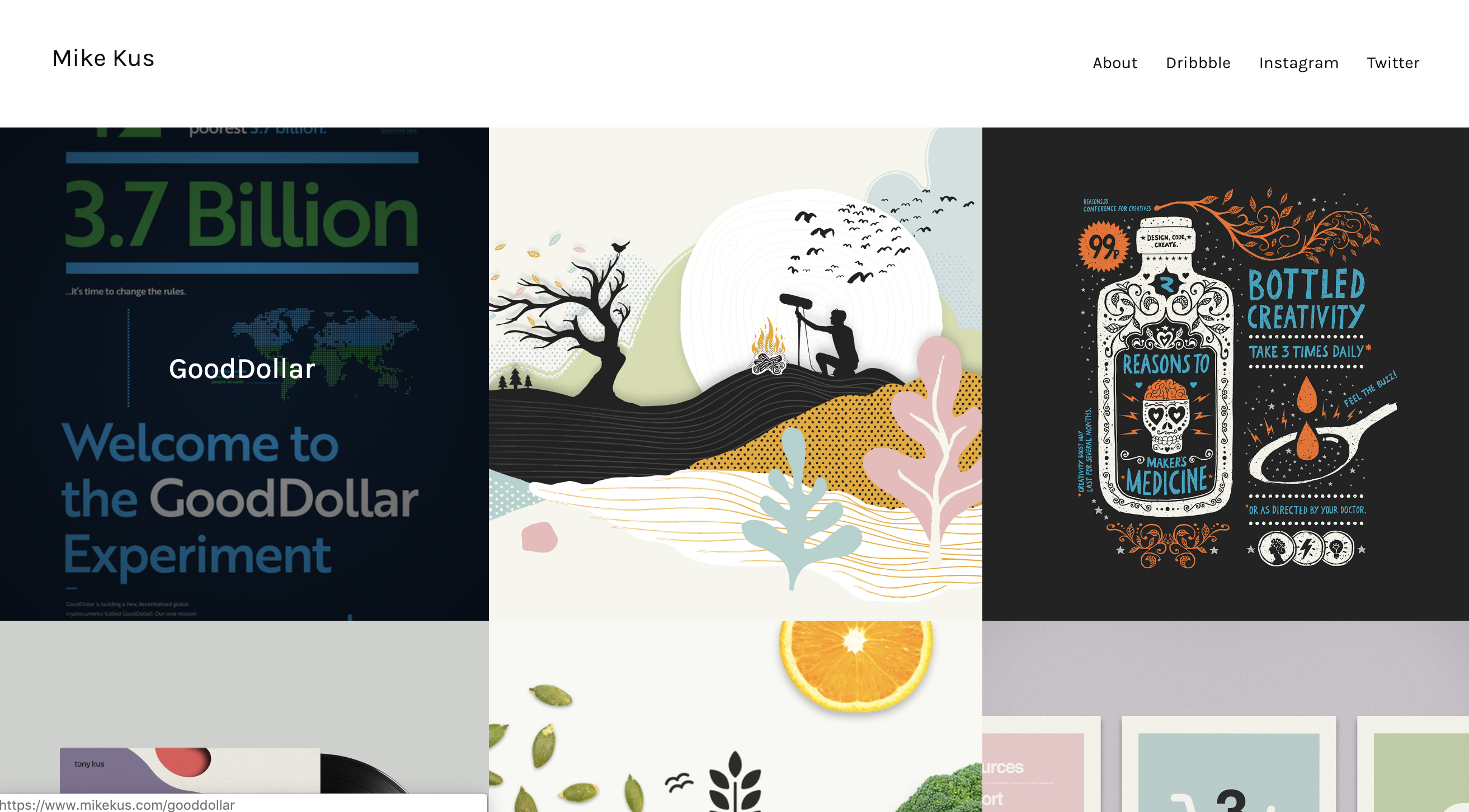 11 of the Best Portfolio Sites in 2019