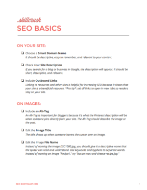 Download Your Guide to the Basics of SEO