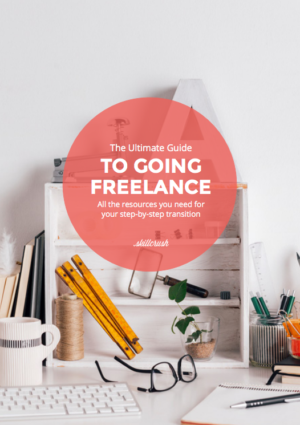 Get Our <span>FREE</span> Ultimate Guide to Going Freelance