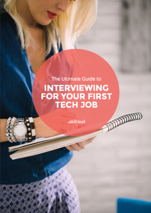 Get Our <span>FREE</span> Ultimate Guide to Interviewing for Your First Tech Job