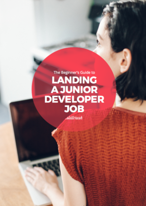 Get our <span>FREE</span> Beginner's Guide to Landing a Junior Developer Job