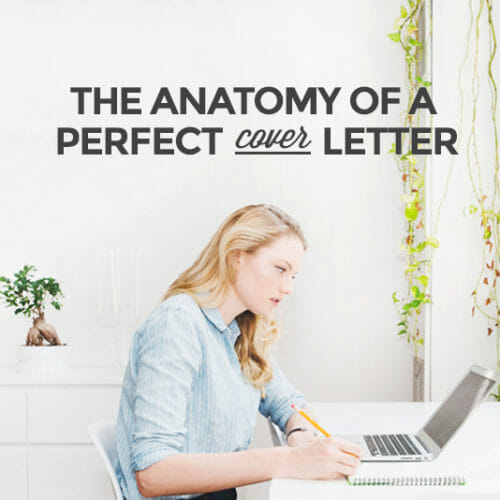 How to Write a Perfect Cover Letter So You Can Land the Job