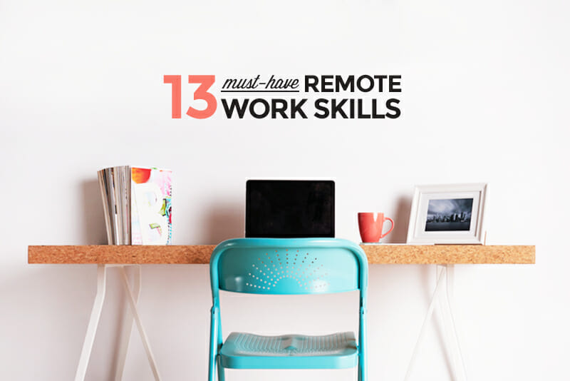 13 Tips and Tricks for Working Remotely