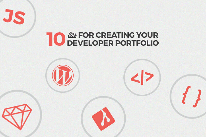 ... How To Craft A Stand Out Web Developer Portfolio