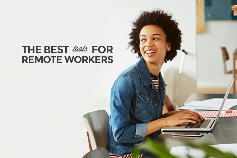 27 Apps and Tools Every New Remote Worker Needs