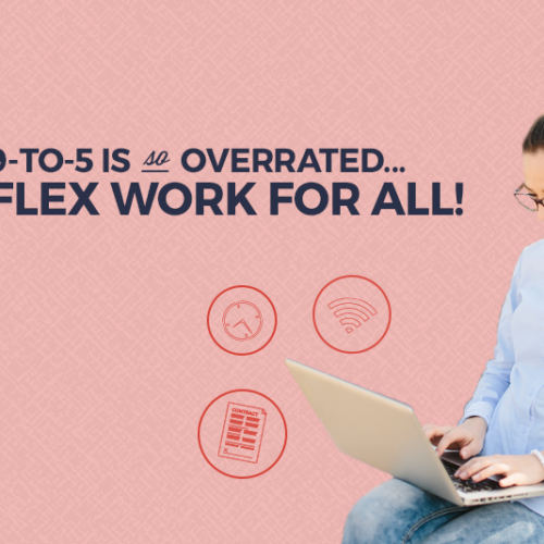 Ditch the 9-to-5 Now and Find a Flexible Job You Love