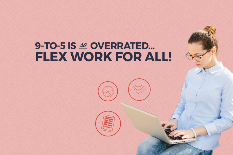 Ditch the 9-to-5 Now and Find a Flex Schedule Job You Love