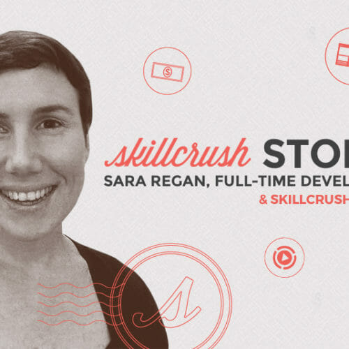 From Skillcrush Teaching Assistant to Full-Time Developer—I Took a Few Detours, but I Got There!