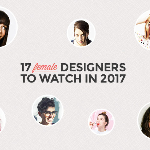 17 Influential Women Designers to Watch in 2017