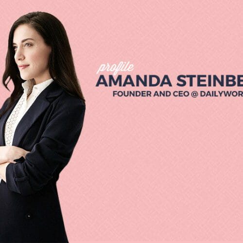 From Pro Developer to CEO and Financial Guru: Meet DailyWorth's Amanda Steinberg
