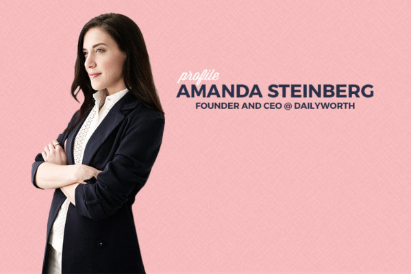 Learn to Own Your Worth with Amanda Steinberg's New Book