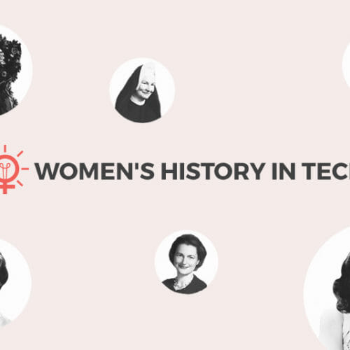 10 Amazing Women Who Shaped the Tech Industry